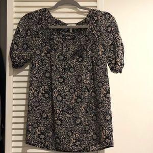 Joie blouse floral